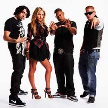 Black Eyed Peas + Flypside