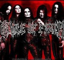 Cradle of Filth + Moonspell + Haunted