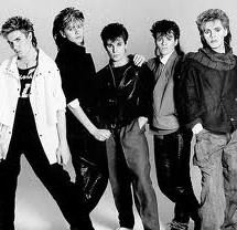Duran Duran + Maike Ludenbach